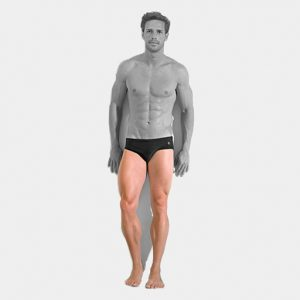 Full Legs inc Feet, Toes Laser Hair Removal For Men